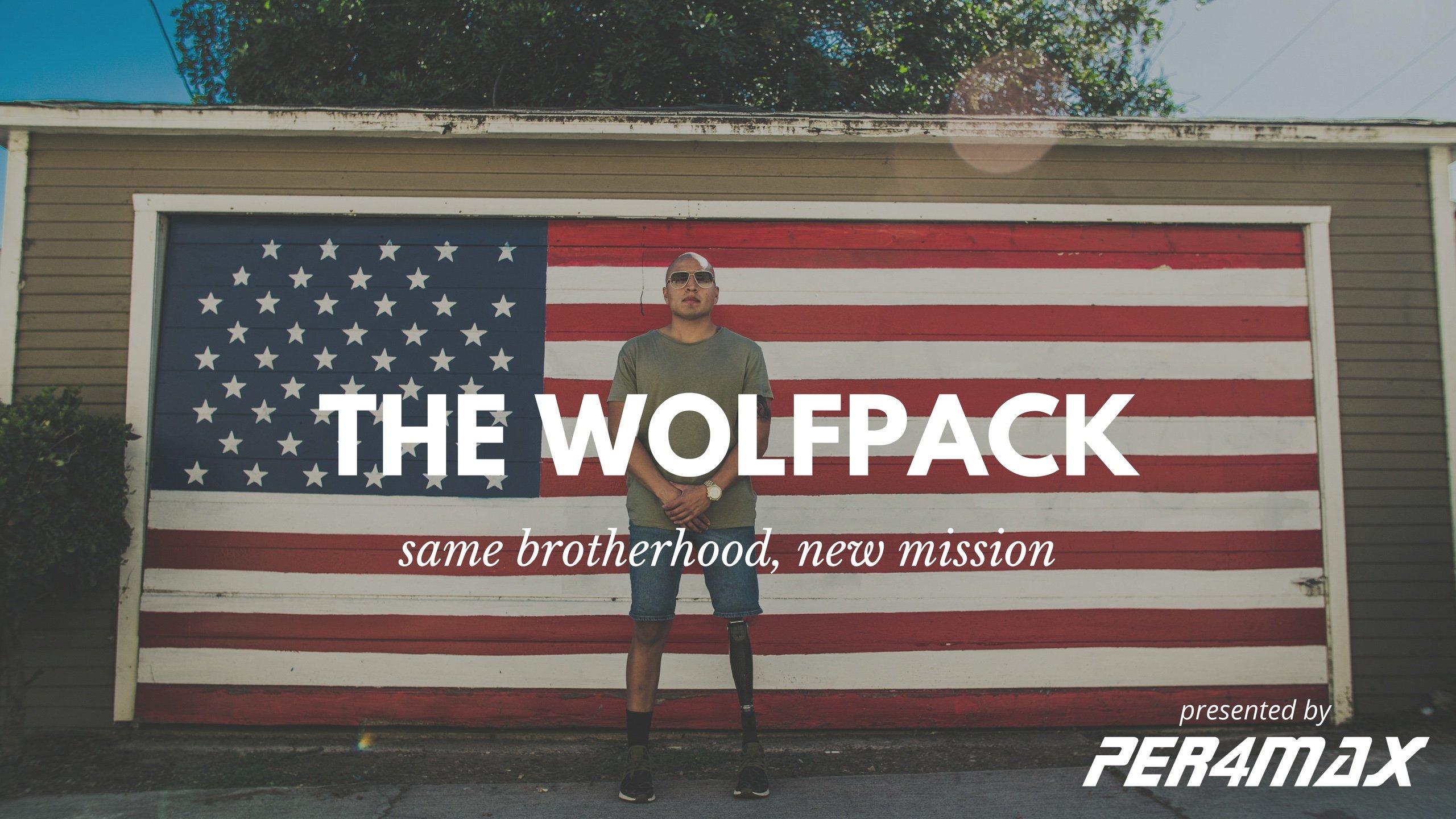 The Wolfpack - Wheelchair basketball short film